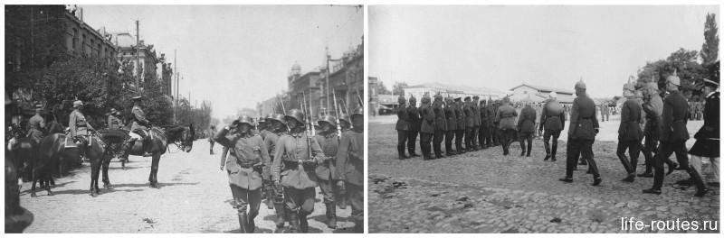 Таганрог в годы ВОВ