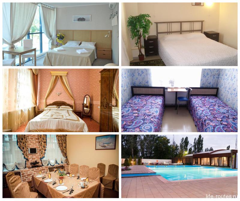 Гостиницы Таганрога