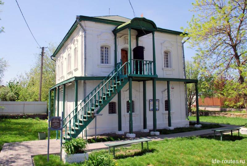 Дом Кондратия Булавина