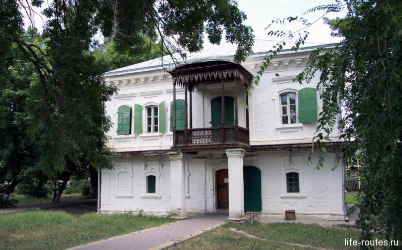 Дом рода Жученковых