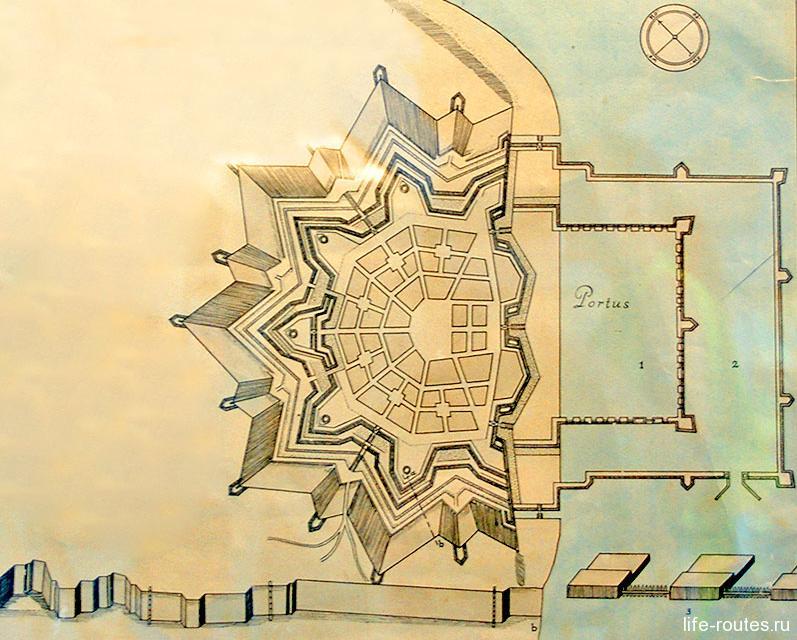 Троицкая крепость