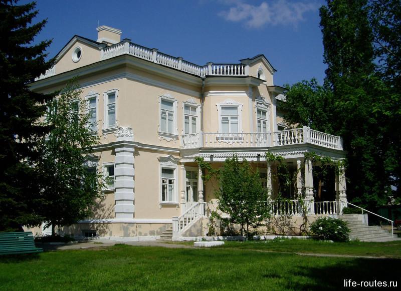 Дом-усадьба Шолохова