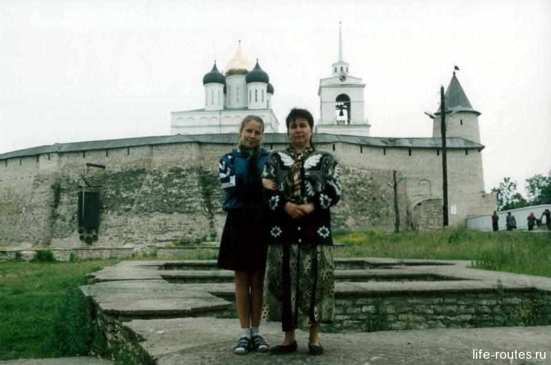 В Пскове
