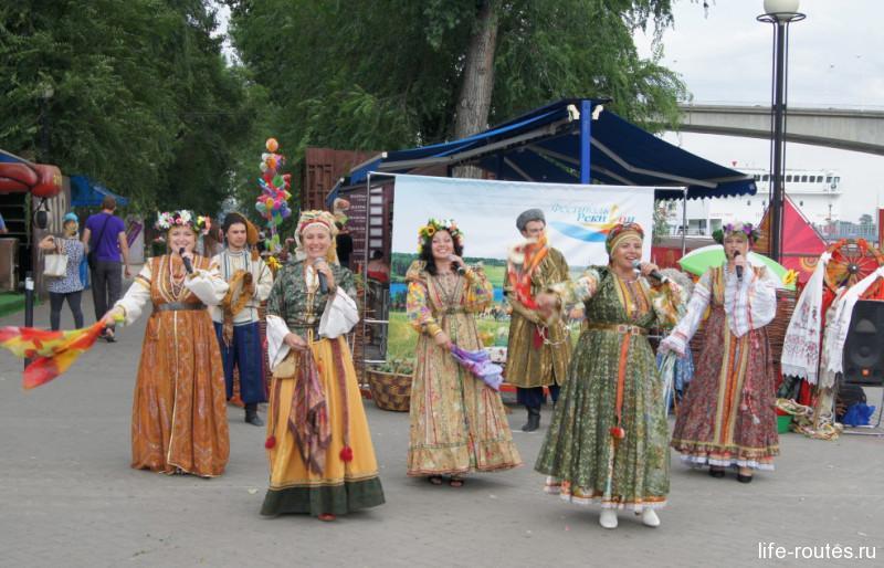 Фестиваль реки Дон
