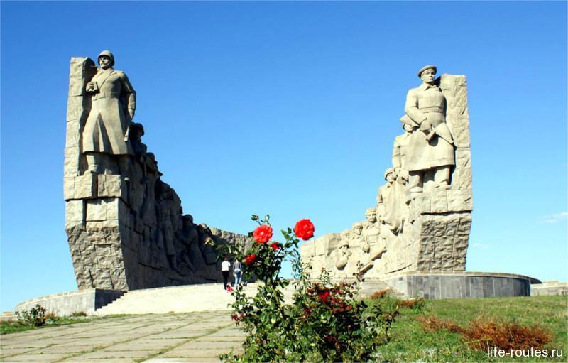 Мемориал Славы на Самбекских высотах
