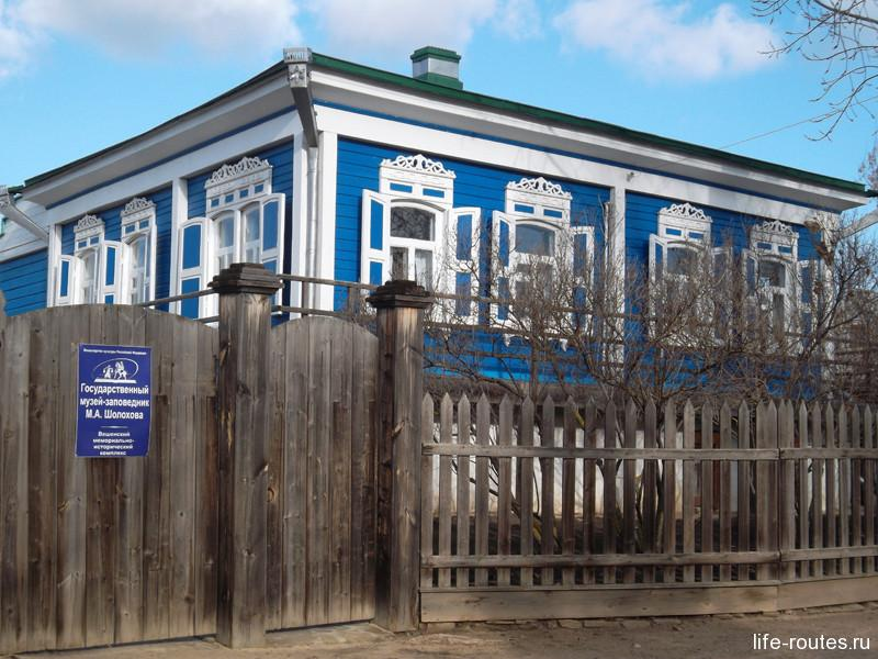 Дом Шолохова 103