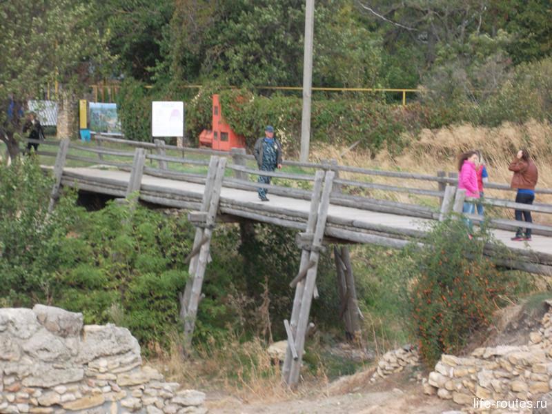 Римский мост. Реконструкция