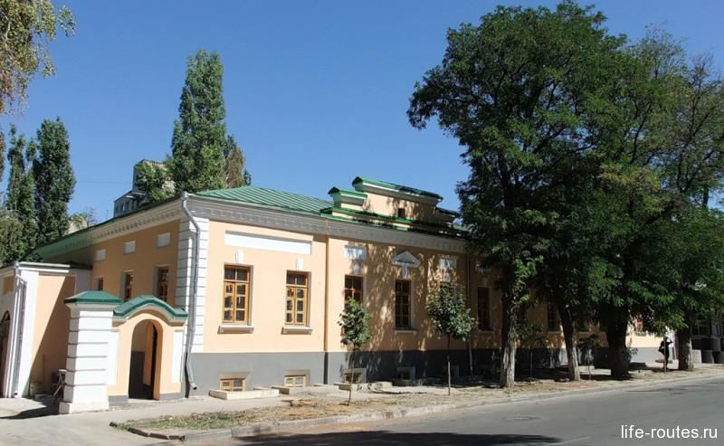 Дом градоначальника Папкова