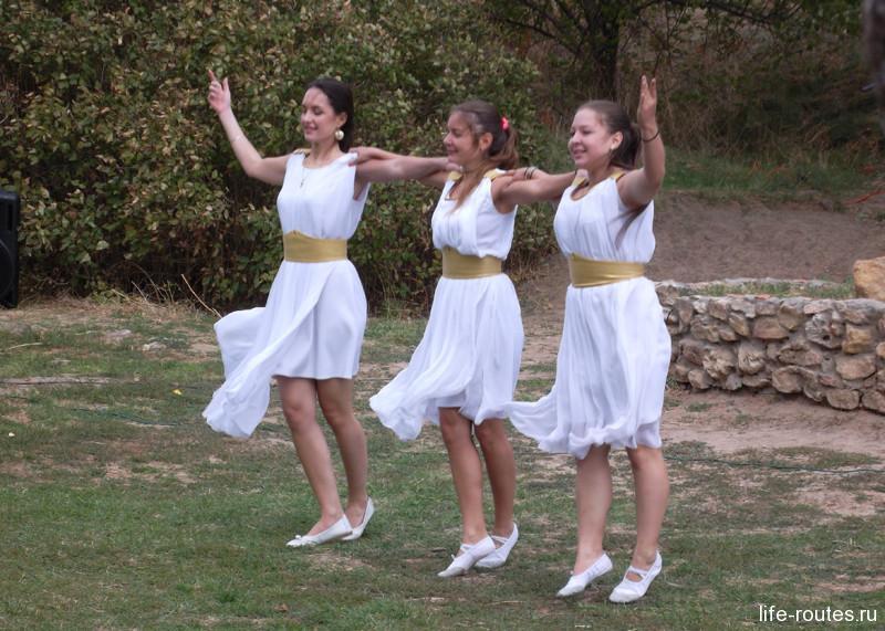 Сиртаки, как память о Греции