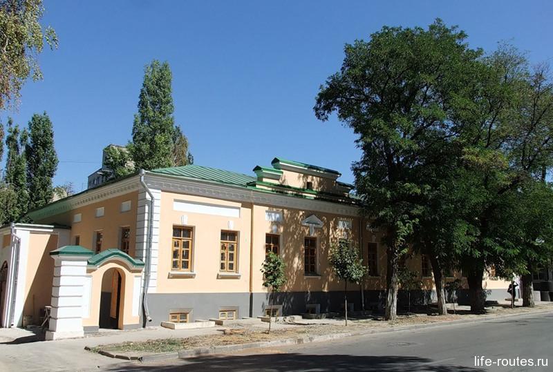 Дом Папкова