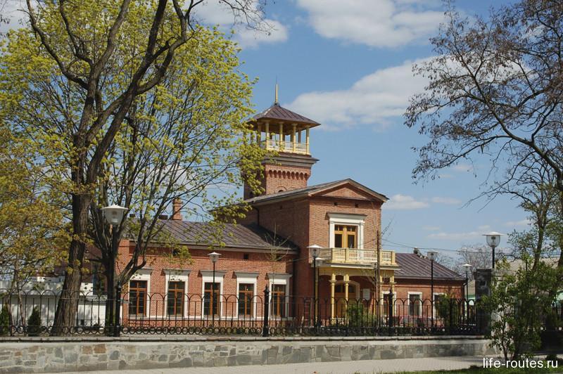 Дом И.И. Чайковского