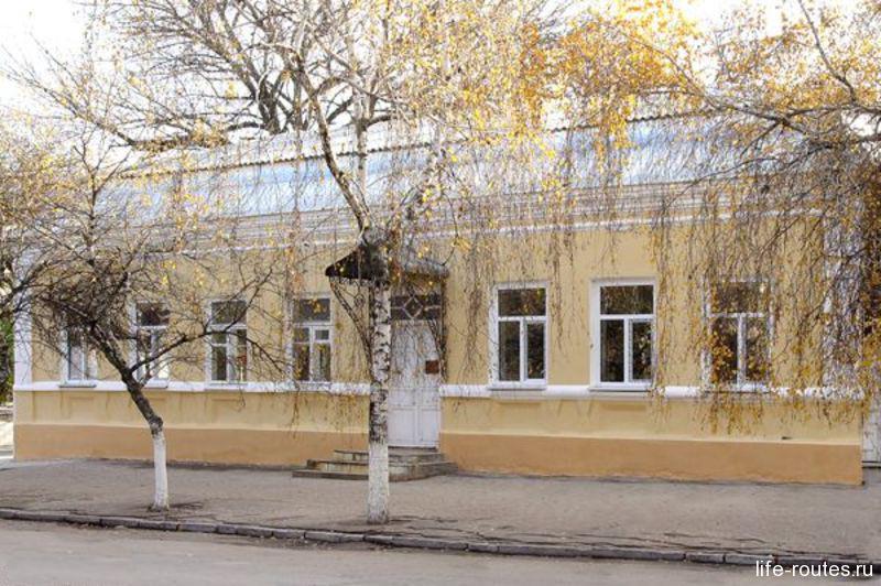 Музей Самойловича