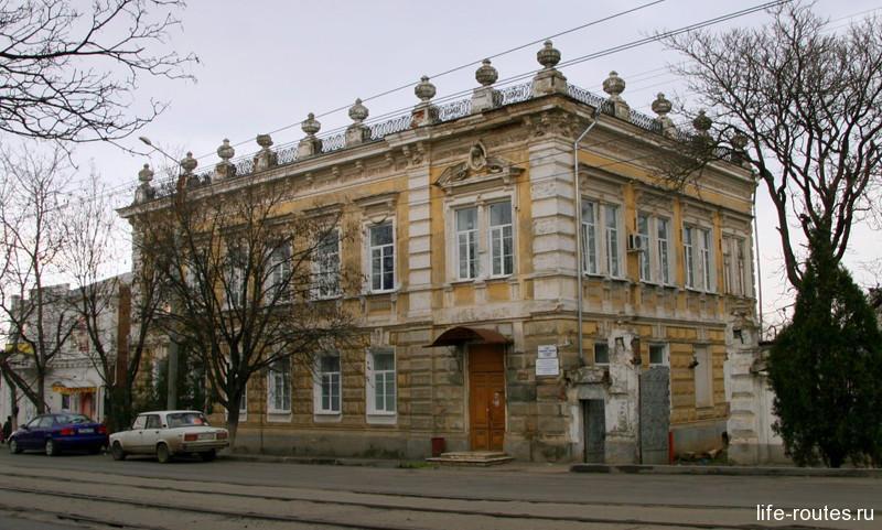 Дом купца Жеребцова