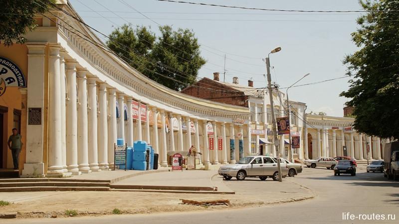 Александровские торговые ряды