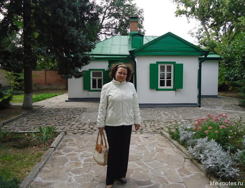 """Музей """"Домик А.П.Чехова"""""""
