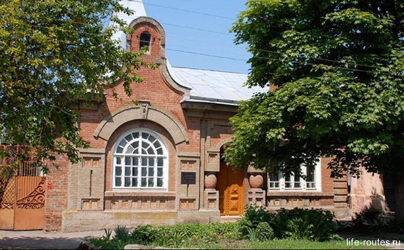 Дом-музей А.А. Дурова