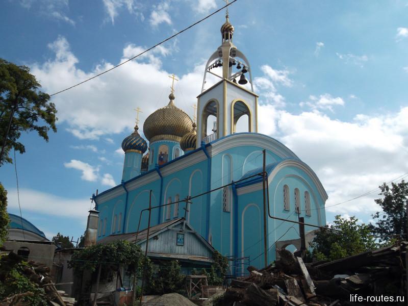 Раскольнический храм