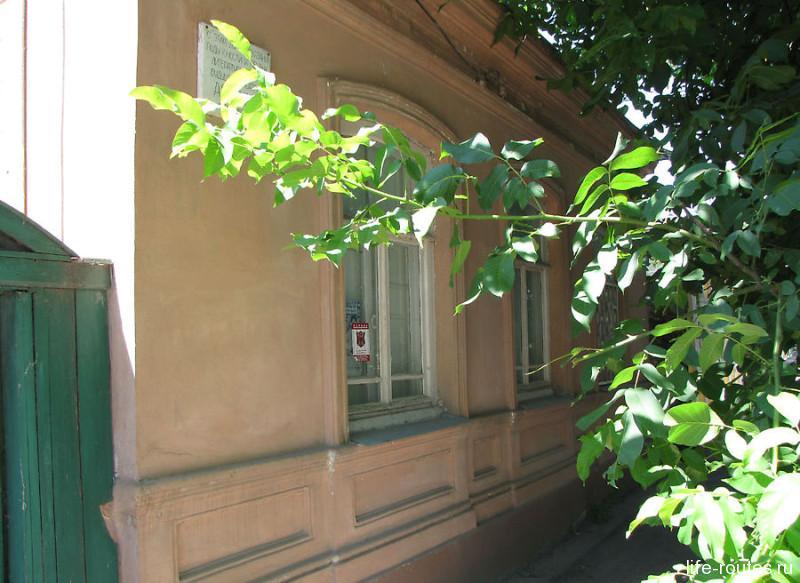 Дом П.Е. Чехова
