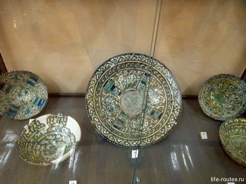 Средиземноморская посуда высоко ценилась кочевыми племенами Дона