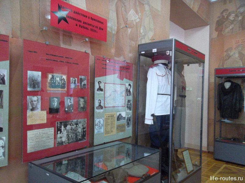 Первая Мировая и Гражданская война на Дону