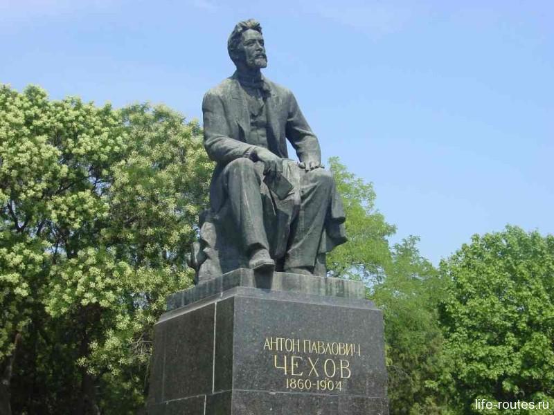 Чехов Антон Павлович — выдающийся русский писатель