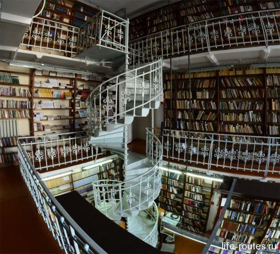публичная библиотека Таганрога
