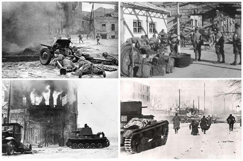 Война в Ростове