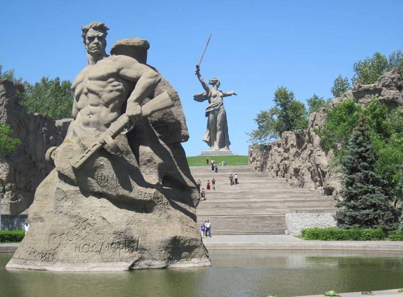 "Мемориал славы ""Мамаев курган"""