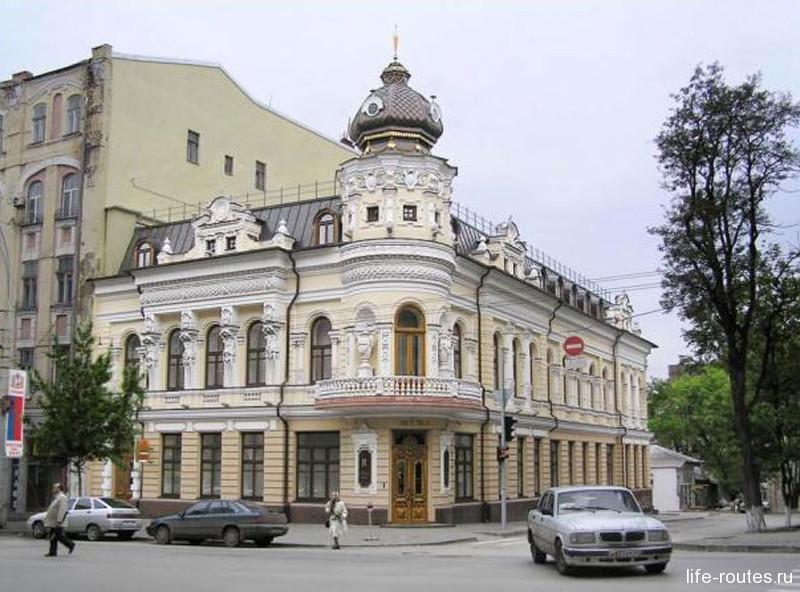 Дом М.М. Черновой