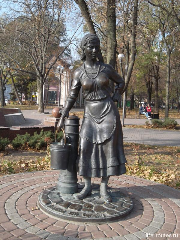 Памятник городскому водопроводу