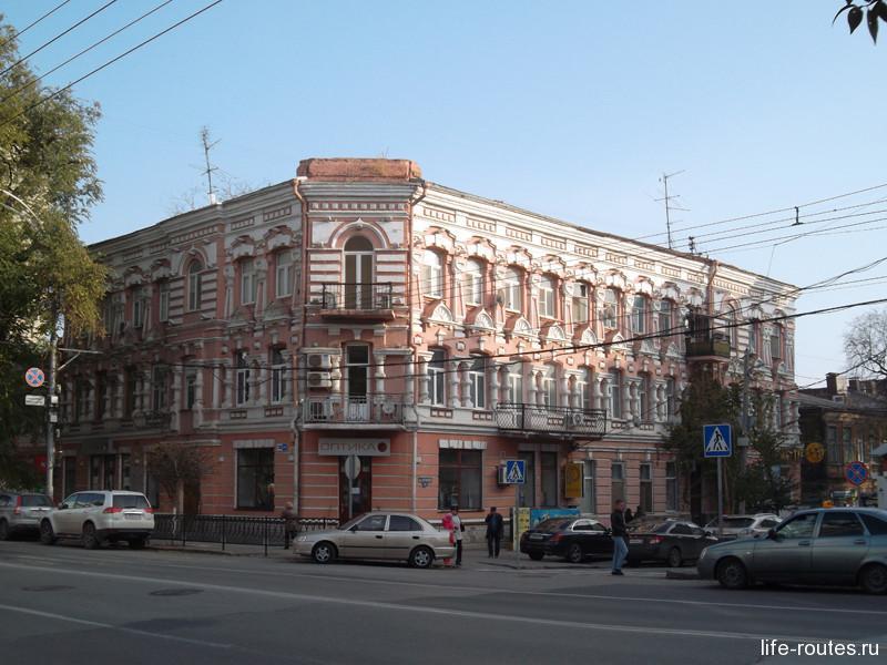 Дом М.М. Крещановской