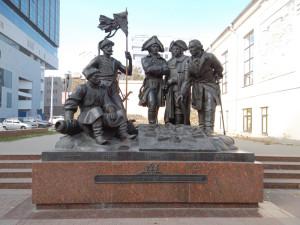 Основателям крепости Дм. Ростовского