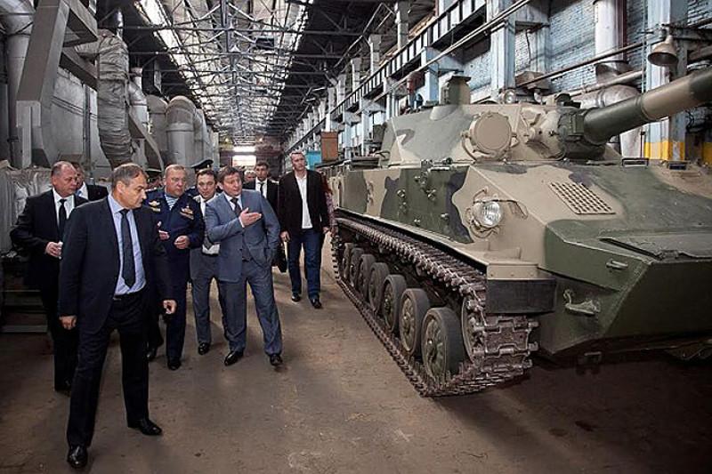 Промышленность Волгограда