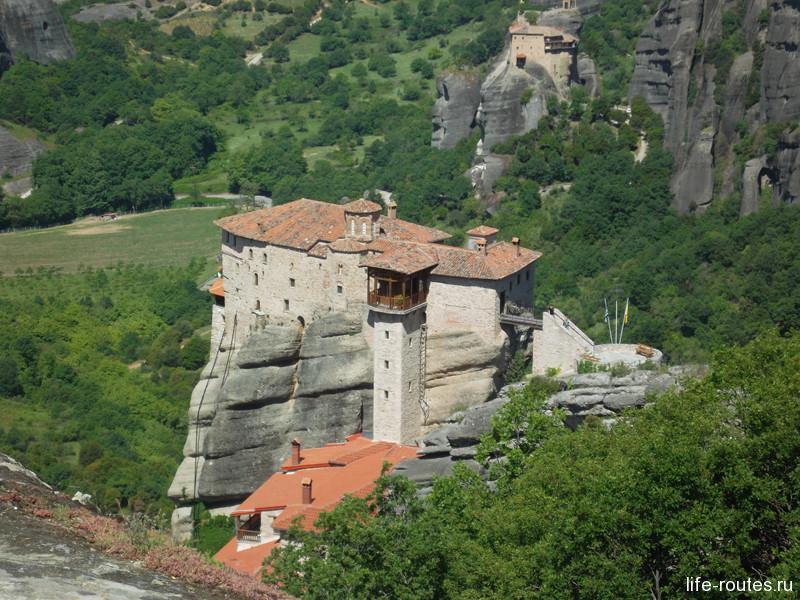Монастырь Русану (второе название монастырь св. Варвары)
