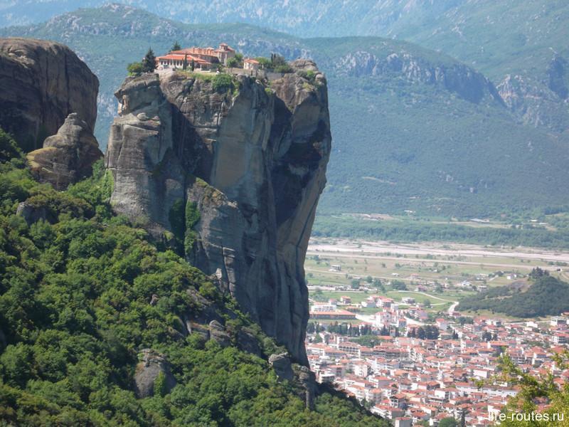 Монастырь св. Троицы