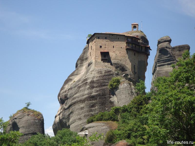 Монастырь св. Николая Анапавсаса