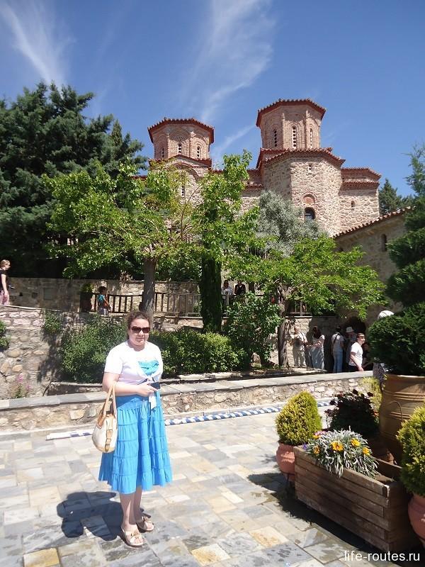 Монастырь св. Варлаама
