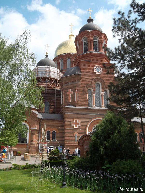 Екатерининский кафедральный собор