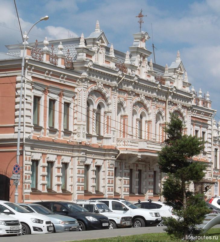 Историко-археологический музей им. Ф.Е. Фелицына