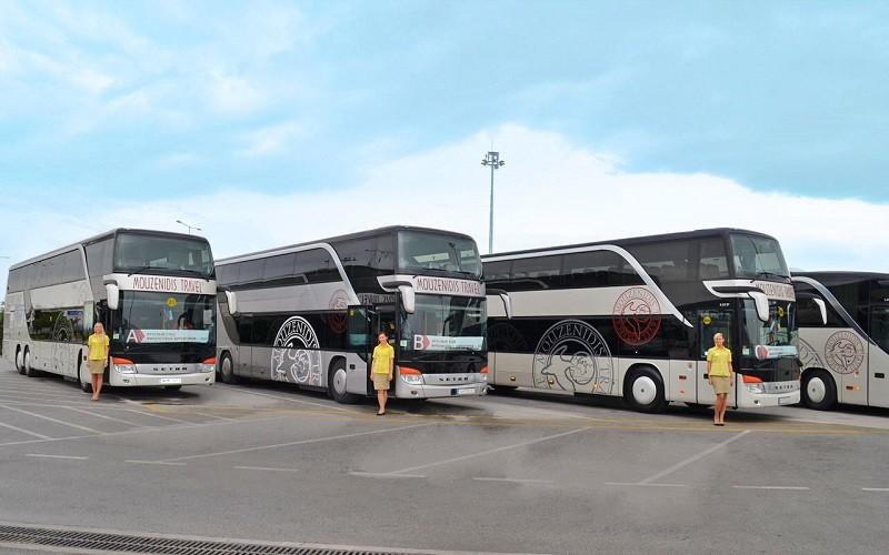 Собственный автобусный парк