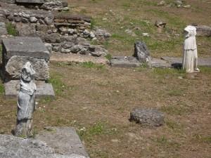 Археологический парк Дион, Греция