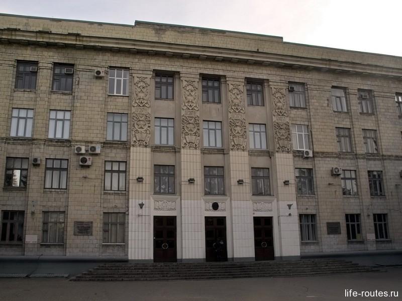 Волгоградский технический университет