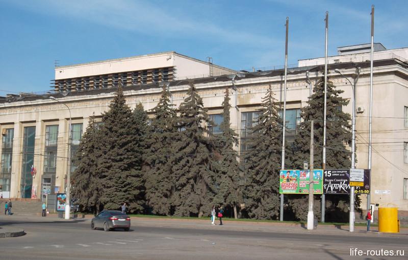 Дом офицеров волгоградского гарнизона