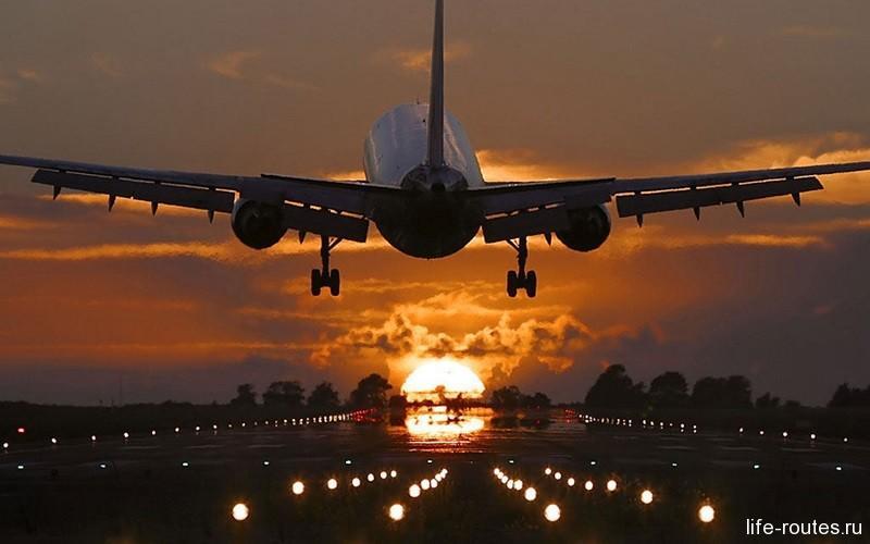 Самолет - самый безопасный транспорт в мире!