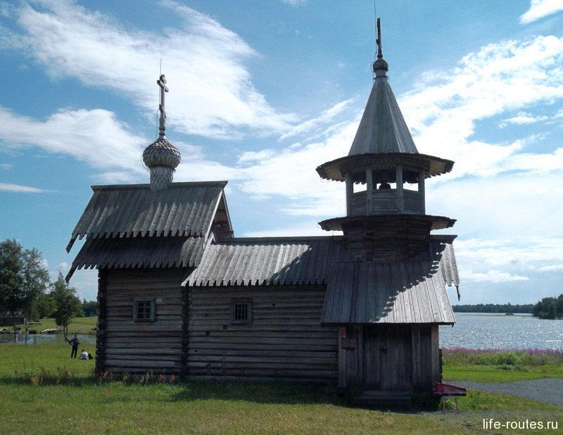 Часовня Архангела Михаила порадует туристов заливным колокольным перезвоном