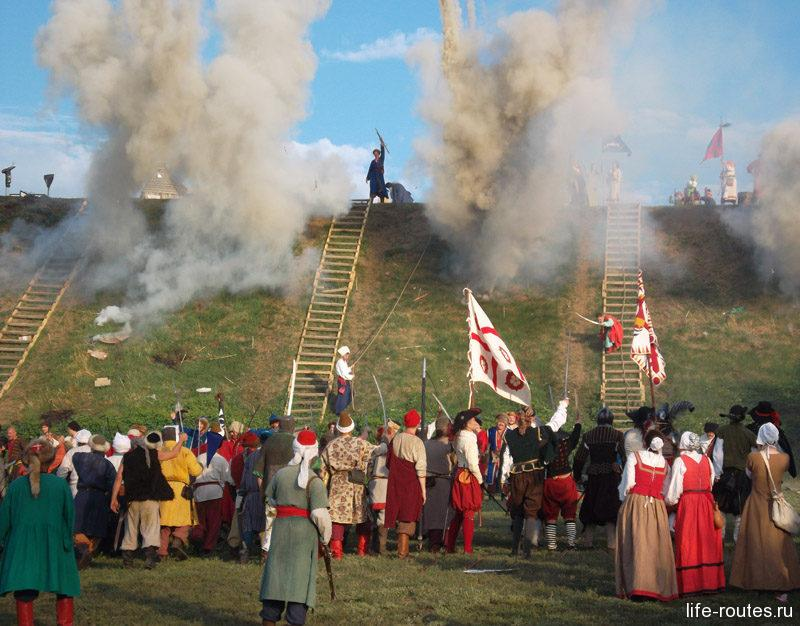 Великая битва закончилась победой донского казачества
