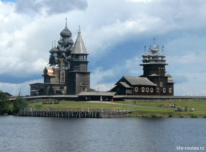 Кижский погост - памятник Всемирного наследия ЮНЕСКО