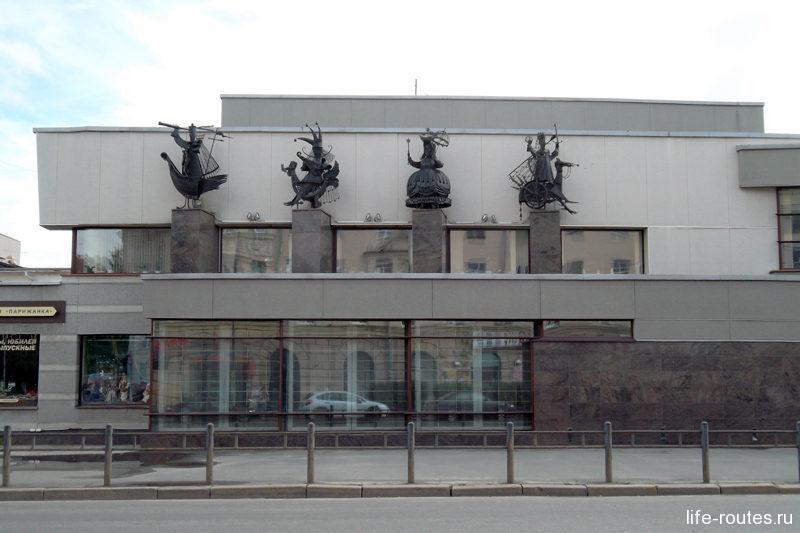 Театр кукол республики Карелия