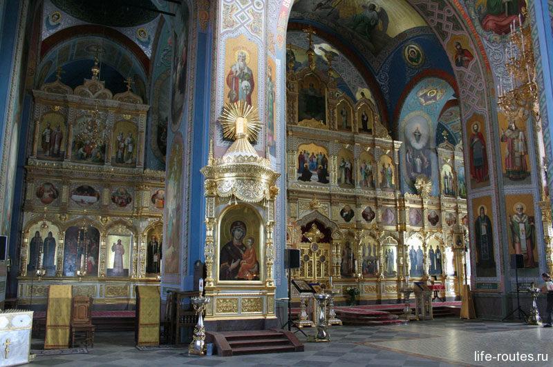 Спасо-Преображенский собор (верхний храм)
