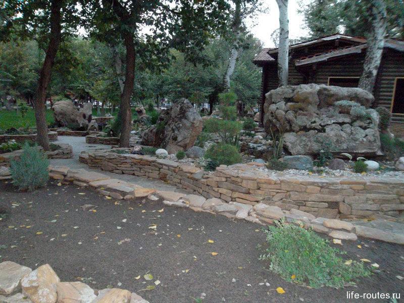 Приезжайте в этот удивительный, волшебный парк - парк Лога!